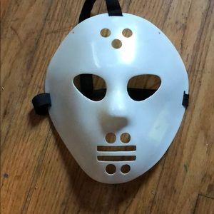 Jason mask for costume
